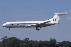 XV102 Brize Norton 24-7-1986 (Plane Buddy) Tags: xv102 vc10 raf 10sq brize