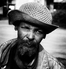 Street Jimma (Rod Waddington) Tags: africa afrique african afrika äthiopien ethiopia ethiopian ethnic ethnicity etiopia ethiopie etiopian omovalley omo omoriver jimma streetphotography street candid man blackandwhite mono monochrome hat