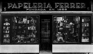 Papeleria Ferrer 1856
