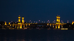 IMG_8668 (Izzat Gayat) Tags: acahdeep bridge nightphotography malaysianphotographer malaysianphotography monday mondayblues canon 30mm amalaysianphoto malaysia putrajaya malaysiaphotography landscapes landscapephotography cityscapes