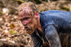 Muddy Face (Tony Howsham) Tags: canoneos canon eos 80d 100400mkii mud run elveden only the brave air ambulance