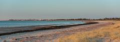 Semaphore Adelaide SA (Helen C Photography) Tags: semaphore adelaide australia beach ocean summer evening sunset water orange silhouette seascape