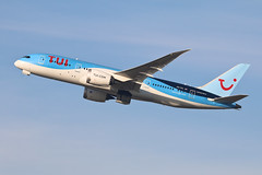 Boeing 787-8 Dreamliner PH-TFL TUI fly (Jarco Hage) Tags: schiphol amsterdam airport ams netherlands eham nederland byjarcohage aviation luchthaven airplane vliegveld vliegtuig vliegtuigen boeing 7878 dreamliner phtfl tui fly