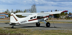 DHC-2 | N918SL | LHD | 20150510 (Wally.H) Tags: dehavilland canada dhc2 beaver n918sl lhd palh anchorage lakehood airport