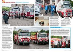 TRU381 Murdoch (Scottish Photography Productions | David Pollock) Tags: published press pr murdoch jm 50 years anniversary trucking magazine
