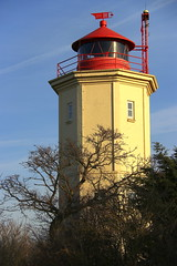 Leuchtturm Westermarkelsdorf Fehmarn (Elbmaedchen) Tags: leuchtturm lighthouse fehmarn ostsee balticsea westermarkelsdorf