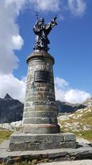 Col du Grand Saint-Bernard-2 (European Roads) Tags: col du grand saintbernard italy switzerland colle delle gran san bernardo alps