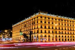 HOTEL MACARENA (Jose A. Ortiz) Tags: carretera naturaleza nocturna paisaje macarena hotel sevilla noche luces ciudad city sony slt a77 sigma ngc