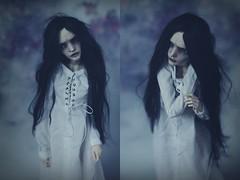madness (dolls of milena) Tags: bjd resin doll pasha setrova pashapasha portrait dark pulse