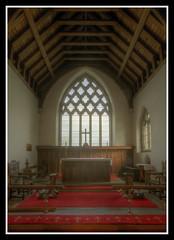 Altar (veggiesosage) Tags: stmaryschurch eastleake church historicchurch nottinghamshire normanchurch gx20 grade1listed hdr aficionados