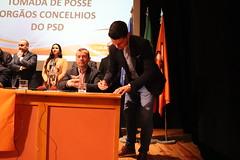 Paulo Rangel na Tomada de Posse PSD Figueiró dos Vinhos