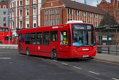 Route 209, Metroline, DE993, LK09ENC (Jack Marian) Tags: route209 metroline de993 lk09enc alexander alexanderdennis dennis alexanderdennisenviro200dart enviro enviro200 e200 hammersmith hammersmithbusstation mortlake buses bus london
