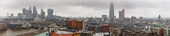Tate Modern Wide View (KitsuneUK) Tags: london rooftop city cityscape street architecture architechture edits edit manual lightroom citylights skyscrapers sky england uk outdoor roof building road skyline urbex canon skyscraper water river tower bridge tree 50mm