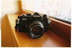 Canon EF (adrian.veselu) Tags: canon ef canonfd 5014 minolta xe1 rokkor md 24mm 28