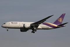 HS-TQB BKK 14.12.2018 (Benjamin Schudel) Tags: bkk bangkok international thailand airport thai airways hstqb 787800 dreamliner