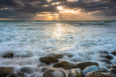 Sunrise at Arniston, South Africa (Mujahid's Photography) Tags: 2019 arniston landscapephotography march mujahidurrehman mujahidsphotography seascapephotography southafrica sunrisephotography westerncape