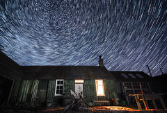 Cairngorms Star Trail (Chris B70D) Tags: scotland travel go outdoors north east coast scenery uk highlands cairngorms long weekend away roadtrip explore star night evening sky dark black stars astro astronomy look up starry bright clear trail stacked composite lighting exposure time movement galaxy tripod remote shutter landscape photography scene composition canon 70d 18135 tokina 1116 light shadow fresh air daytime sunset cold spring season