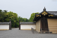 京都・元離宮二条城 ∣ Nijo Castle・Kyoto (Iyhon Chiu) Tags: 日本 京都市 京都 gate 元離宮 二条城 nijo castle kyoto japan japanese
