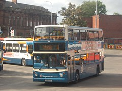 Stagecoach - 18369 - SF55TZP - StagecoachUK20070385 (Rapidsnap) Tags: stagecoachwestscotland a1service trident adl transbus dennis alexander alx400