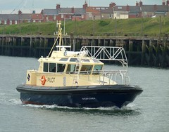 Svitzer Conda Blyth 150611 (silvermop) Tags: ship boats ships sea pilotvessel workboats port river blyth svitzerconda
