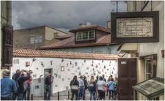 178- CALLE DE LA LITERATURA - VILNIUS - LITUANIA - (--MARCO POLO--) Tags: calles barrios ciudades curiosidades hdr arquitectura