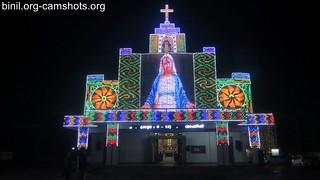 Vimalanatha Church, Paravattani
