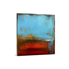 Blue Monday Wall Art - Canvas - Gallery Wrap - Abstract canvas painting of cool tones meeting warms tones.   Check out our website: https://spaceplug.com/blue-monday-wall-art-canvas-gallery-wrap.html . . . . #spaceplug #wallart #bluemonday #buy #shop #sel (spaceplug) Tags: bluemonday love photooftheday canvas shop marketplace spaceplug like buy sell happy gallerywrap wallart like4like artwork fineart nice bigcanvas followus follow4follow