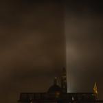 Light in the dark in Siena thumbnail
