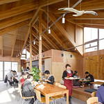 コミュニティカフェの写真