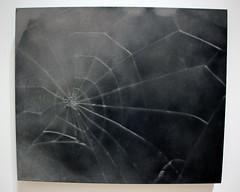 Web #1, by Vija Celmins (JB by the Sea) Tags: sanfrancisco california december2018 financialdistrict sanfranciscomuseumofmodernart sfmoma vijacelmins painting