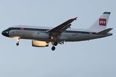 G-EUPJ / Airbus A319-131 / 1232 / British Airways (A.J. Carroll (Thanks for 1 million views!)) Tags: geupj airbus a319131 a319100 a319 319 1232 v2522a5 britishairways bea redsquare oneworld bfes 400879 london heathrow lhr egll 27l
