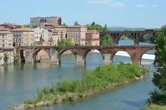 Le Tarn à Albi (RarOiseau) Tags: tarn albi pont letarn rivière eu architecture bridge river saariysqualitypictures v1000