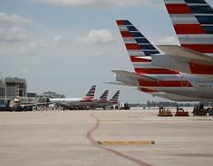 American Airlines   Maintenance Centre (Flame1958) Tags: 7649 american americanairlines americanairlinesmaintenance mia kmia miamiairport flap flap2019 150219 0219 2019
