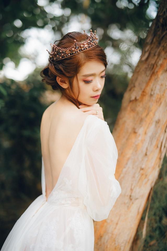 台南自助婚紗 女生都愛的仙仙風格婚紗 036