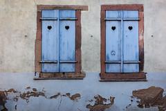 Windows in Blue | Colmar (*Photofreaks*) Tags: adengs wwwphotofreakseu march märz 2019 colmar france frankreich elsass alsace windows fenster blue blau historich historisch shutters windowshutters veneer fassade house hausfassade façade hausfront front