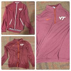 VT Wrestling Gear for Sale (Zzavatsky184) Tags: zipups hoodie sweatshirts sweats gear clothes shorts virginiatech vt drifit nike fit dri wrestling