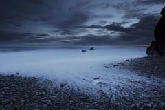 © Serie Costa Asturiana 2019. (Jesus Portal) Tags: mar roca paisaje bahía cielo costa agua viodo asturias canon cantabrico invierno winter water angular