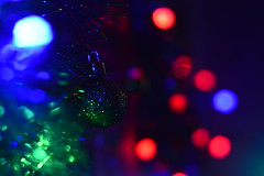 _DSC5873 (Aris_Totel) Tags: bokeh light lights blinke newyear christmas object thing items party