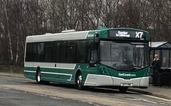 East Coast Buses 10064 SF17 VMO (05/01/2019) (CYule Buses) Tags: servicex7 wrighteclipse3 transportforedinburgh lothianbuses eastcoastbuses sf17vmo 10064