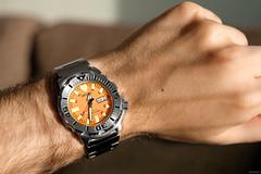 Seiko Orange Monster (Kohe321) Tags: seiko orange monster skx781 dive watch diver