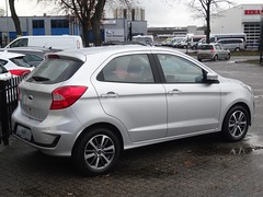 2019 Ford Ka+ (harry_nl) Tags: netherlands nederland 2018 tilburg ford ka vanmossel