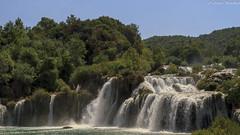 Cascadas del rio Krka (jesussanchez95) Tags: cascada rio river krka croacia dalmancia croatia landscape paisaje waterfall