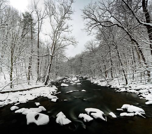 Rock Creek snow #2