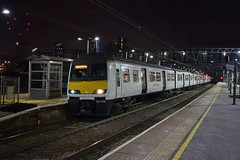 321446 Stratford 21/01/19 (MCW1987) Tags: british rail electric emu stratford abellio greater anglia class 3214 321446