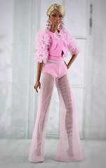 Fashion Royalty Nu Face Nadja Sweet Dreams Fairytale convention (Regina&Galiana) Tags: fashionroyalty fashion fashiondoll doll nuface forsale outfit ooak pink fairytaleconvention nadja nadjasweetdreams