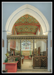 Chancel Screen (veggiesosage) Tags: plumtree stmarythevirgin church normanchurch nottinghamshire aficionados sigma1020mmf456dc grade1listed