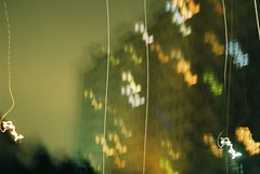 000052 (dominika.pancerz) Tags: 35mm analog analogue architecture canoneos1000 canon city citylights night kodak kodak200 krakow