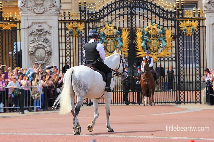 白金漢宮Buckingham Palace-33