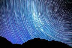 Startrail (Nimbostratus97) Tags: star trail startrail estrellas recorrido astrophotography astrofotografia chile