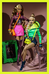 123 (SergeySergeevich) Tags: fashion royalty violaine perrin beyond this planet the counterculture collection